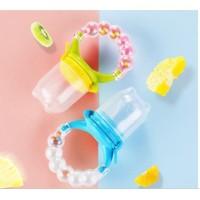 Set Empeng Bayi/Pacifier/Baby Fruit feeder/Dot Karet Untuk Buah