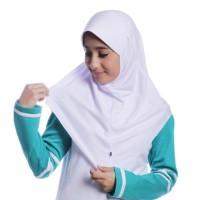 Rabbani - Kerudung Instan Karimun   Jilbab Polos Sekolah