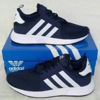 Sepatu Adidas nmd xplr navy white