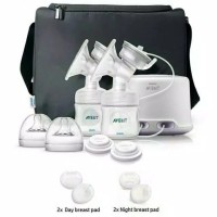 Pompa Asi Philips Avent Comfort Double Twin Electric Breast Pump