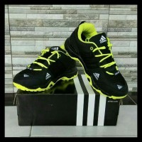 Flash Sale Sepatu Adidas Ax2 Go Hitam Hijau Distributor Paling Murah