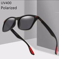 Kacamata Hitam Anti Silau Polarized Pria Wanita UV 400