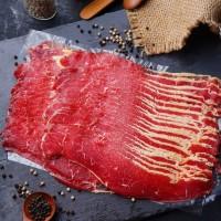 Daging sapi Aus brisket slice beef / yakiniku / sukiyaki / shabu beef