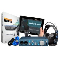 PRESONUS AudioBox iTwo Studio Recording Pack