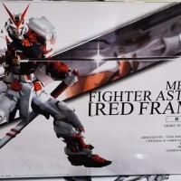 PG 1/60 ASTRAY RED FRAME DABAN MODEL FIGHTER GUNDAM