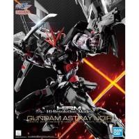 HiRM Hi-Resolution Model Gundam Astray Noir MIB ori Bandai MG 1/100