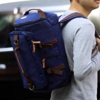Firefly Alric Navy Backpack / Gym Bag / Duffel Bag