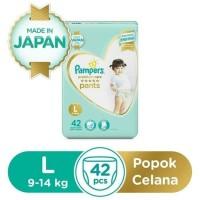 PAMPERS PREMIUM CARE PANTS/CELANA L42/L-42/L 42