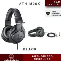 Audio Technica ATH-M20X / M20X Professional Monitoring Headphones