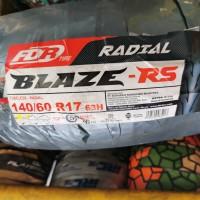FDR 140/60-17 BLAZE RS BAN SOFTCOMPOUND UNTUK ROADRACE RING 17