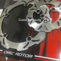Piringan Cakram Motor Satria Fu Depan Belakang 1 Set Motor Tdr