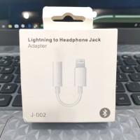Converter Kabel Aux Iphone 7 8 X plus 7+ 8+ Audio Cable jack 3.5 mm