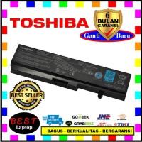 Baterai Laptop/Notebook Toshiba Satellite L630 - L745 - C640 Series