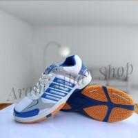 Sepatu Badminton Bulutangkis Airquila Blue Original