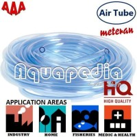 AAA CT-HQ Selang Udara Bening Meteran High Quality CO/CO2 Aquascape