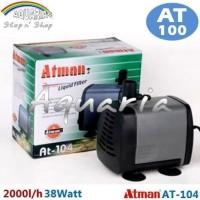 Atman Water Pump At-104 Pompa Celup Aquarium & Kolam Flash Sale