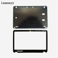 Laptop LCD Back Cover/LCD front bezel for HP Envy 6 6-1000 Assembly 6