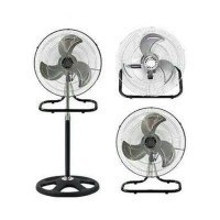 Kipas Angin Besi Industri 3 in 1 Cyclone Fan Arashi AR 118 Gojek Grab