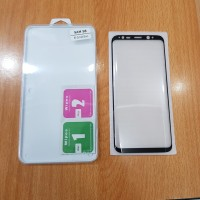 SAMSUNG Galaxy S8 Tempered Glass 3D FULL