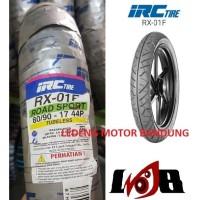 IRC 80/90-17 RX 01 Front Road Winner Ban Tubeless Motor Bebek