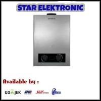 MODENA GI 0632V / GI0632V WATER HEATER GAS INSTANT 6L/MENIT