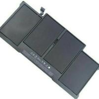 Original Baterai Battery Apple Macbook Air 13 A1466 A1496 2013 2014