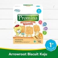 PROMINA 12+ Biskuit Arrowroot Box - 110gr