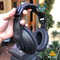 Headphone Flat Monitor Mixing Recording Behringer HPM1000-BK HPM 1000