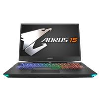 Gigabyte Aorus 15-SA i7 9750H 8GB 512ssd GTX1660Ti 6GB W10 15.6FHD