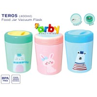 Baby Safe Food Jar Vacuum Flask (400ml)