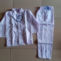 1 set baju koko putih untuk anak SD