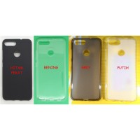 Softcase ASUS ZenFone Max Plus M1 ZB570TL - Casing Soft TPU Jelly Case