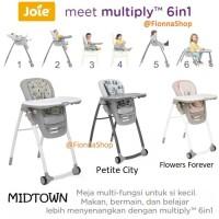 Kursi Makan Bayi Joie Meet Multiply 6 in 1 High Chair Baby 6In1