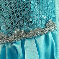 dress anak - gaun baju anak frozen - Gaun pesta anak - baju prozen