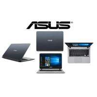 LAPTOP ASUS A407UF INTEL CORE i5-8250U/VGA 2GB/4GB/1TB/WINDOWS 10