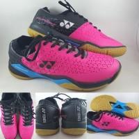 Sepatu Badminton Yonex Power Cushion Eclipsion Z Court Pink Black