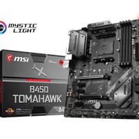 Motherboard MSI B450 TOMAHAWK - AM4