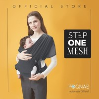 Pognae Step One MESH Carrier (New Born Wrap - SSC)