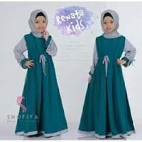 RENATA KIDS DRESS Balotelly Baju Gamis Kids Wanita Trendy Dan Termurah