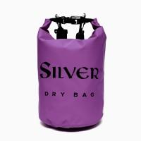 TAS ANTI AIR Dry Bag 5 Liter / 10 Liter merk SILVER