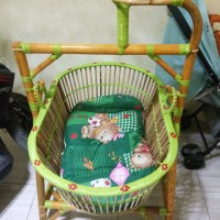 ayunan bayi rotan preeloved