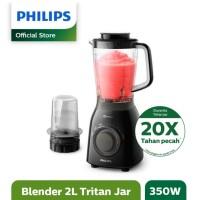 PHILIPS VIVA BLENDER PLASTIC HR2157 HR 2157 TRITAN JAR ANTI PECAH - 2L