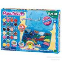 Aqua Beads Mega Bead Pack Refill - ORI Aquabeads EPOCH
