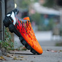 Sepatu Bola Anak Ortuseight Blizzard in JR Tangerine