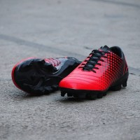 Sepatu Bola Anak Ortuseight Utopia in JR Ortred Black