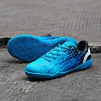 Sepatu Futsal Anak Ortuseight Blizzard in JR Pale cyan
