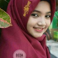 Jilbab Hijab NU Segi Empat SAUDIA Rawis - Kerudung NU