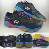 Sepatu Badminton Yonex Power Cushion Eclipsion Z Court Black Pink