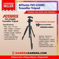 ATTanta Traveller Tripod TVT-224MT