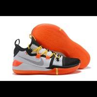 Sepatu Basket Nike Kobe AD Exodus White Black Orange
